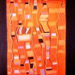 ESPEJISMO EN MARRAKECH 97x130 cm. Oleo