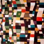 ESPEJISMO AFRICANO 80x80 cm. Técnica Mixta