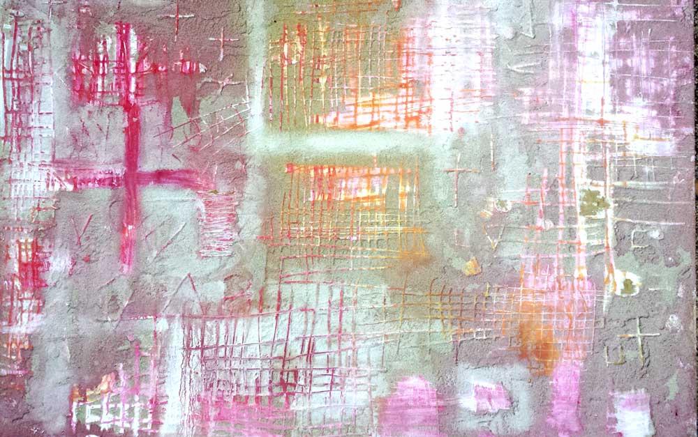 Broken Pink