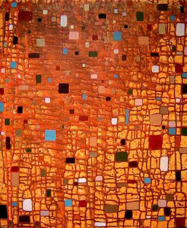 Energy morning - 60x80 cm - 2006