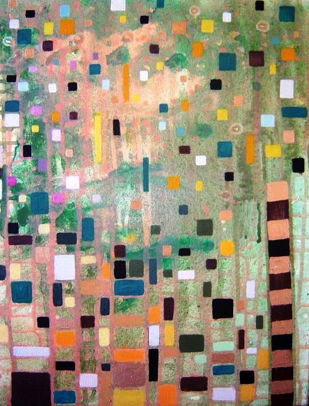 Luces de verano - 40x60 cm - 2009