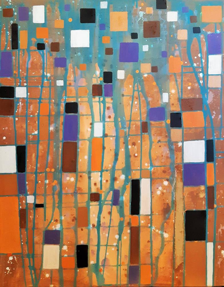 Espejismo de verano - 45x55 cm - 2010