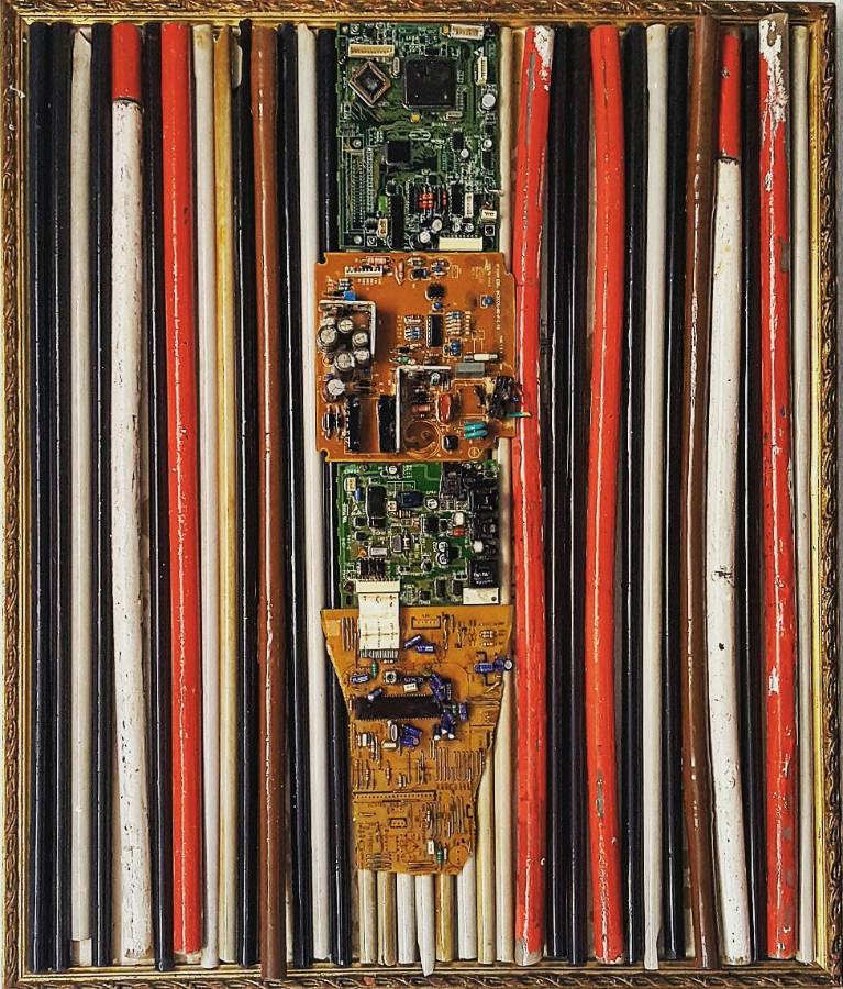 Autoretrato 1 - 50 x 60 cm